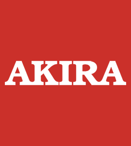 Логотип AKIRA