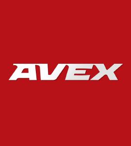 Логотип AVEX