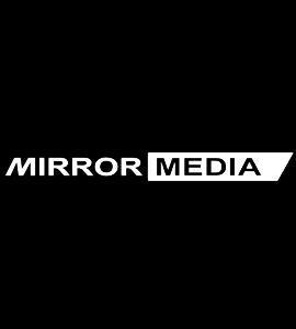 Логотип MIRROR MEDIA