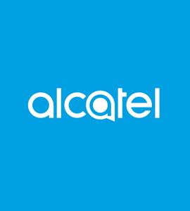 Логотип Alcatel