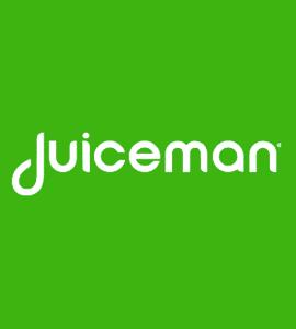 Логотип Juiceman