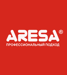 Логотип ARESA