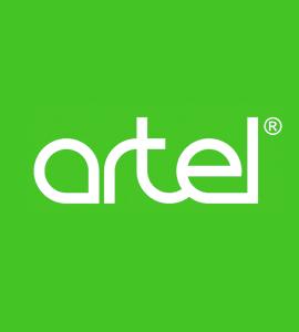 Логотип ARTEL