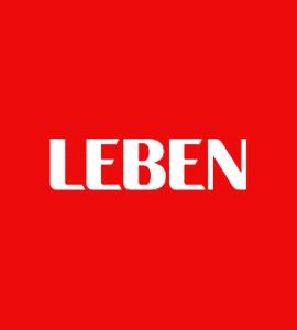 Логотип LEBEN