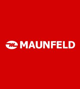 Логотип MAUNFELD