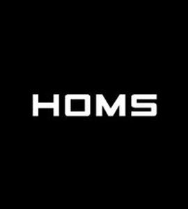 Логотип HOMS