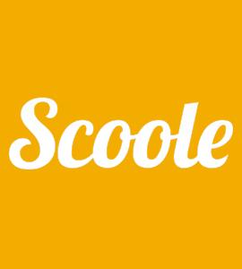 Логотип Scoole