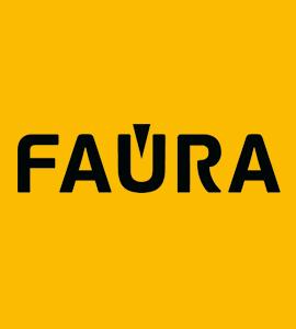 Логотип FAURA
