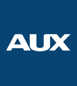 Логотип AUX