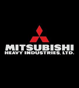 Логотип Mitsubishi Heavy Industries