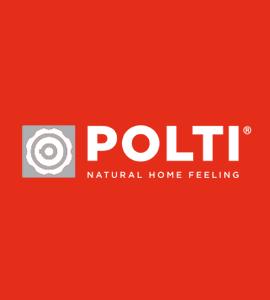 Логотип Polti