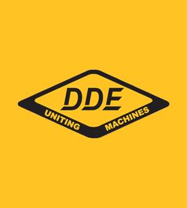 Логотип DDE
