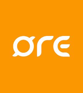 Логотип ORE