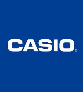 Логотип CASIO