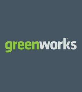 Логотип GREENWORKS
