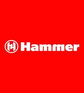 Логотип HAMMER