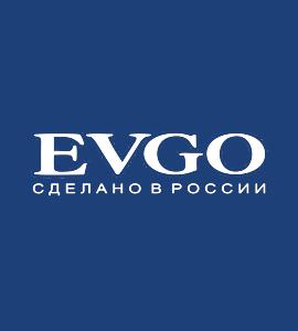 Логотип EVGO