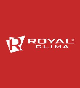 Логотип ROYAL Clima