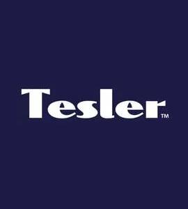 Логотип TESLER