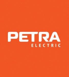 Логотип PETRA