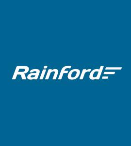 Логотип RAINFORD