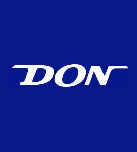 Логотип DON