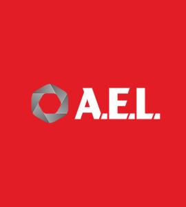 Логотип AEL