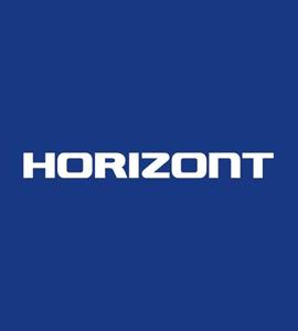 Логотип HORIZONT