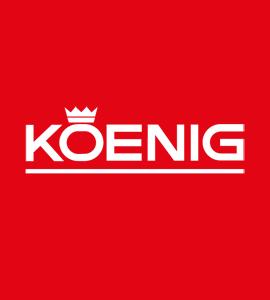 Логотип KOENIG