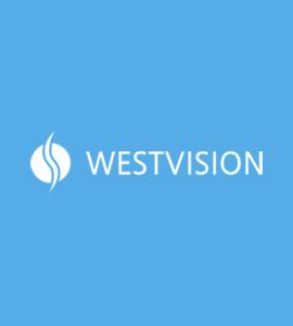 Логотип Westvision