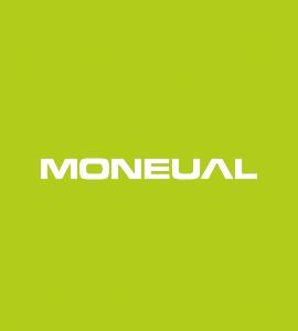 Логотип MONEUAL