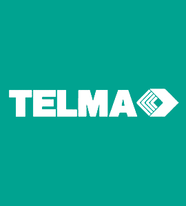 Логотип TELMA