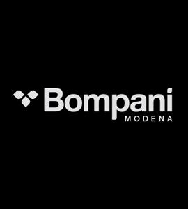 Логотип Bompani