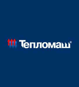 Логотип Тепломаш