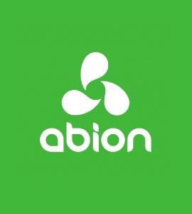 Логотип Abion
