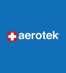 Логотип Aerotek