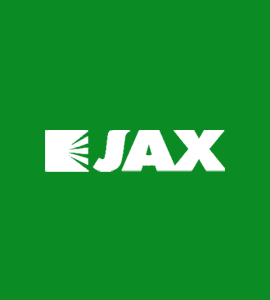 Логотип JAX