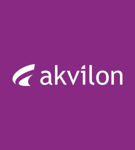 Логотип Akvilon