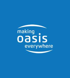 Логотип Making Oasis Everywhere