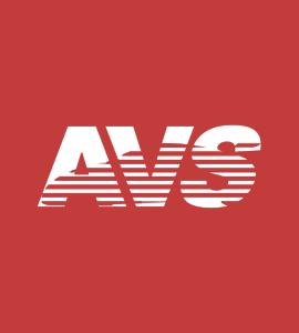Логотип AVS