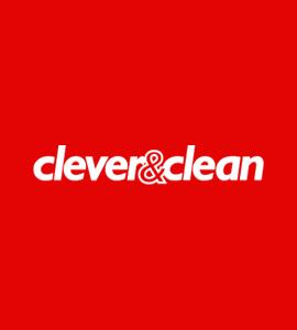 Логотип Clever&Clean