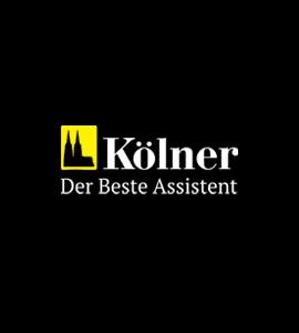 Логотип KOLNER