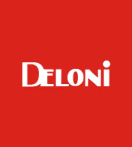 Логотип Deloni