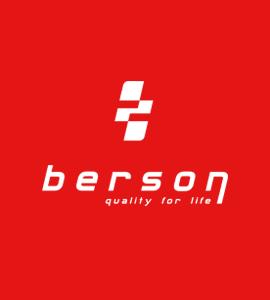 Логотип BERSON