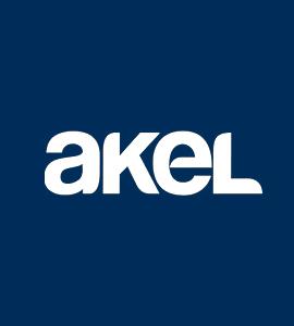 Логотип AKEL