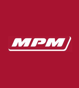 Логотип MPM