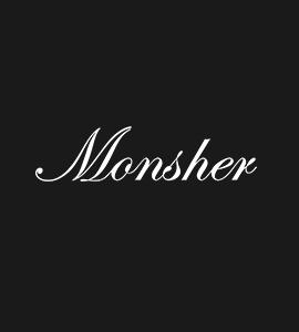 Логотип Monsher