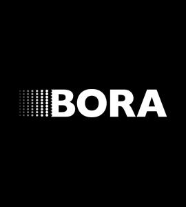 Логотип BORA
