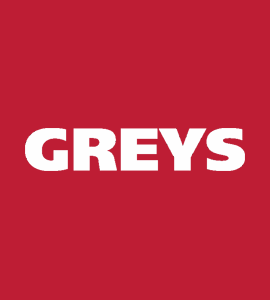 Логотип GREYS