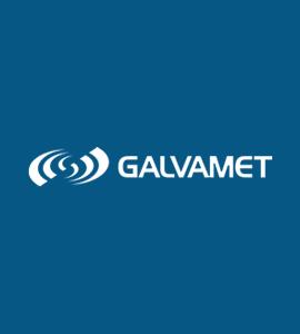 Логотип GALVAMET